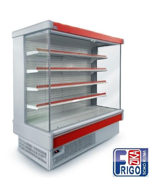 Bora Bora  - Verticale Refrigerated Showcase-Wall cabinet