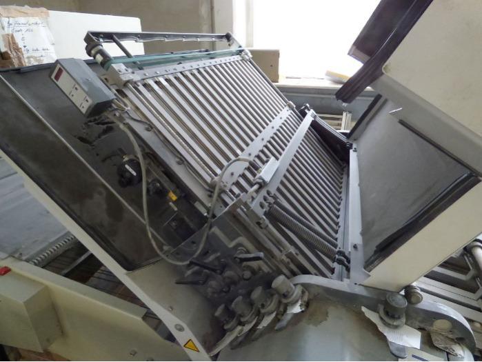 Heidelberg Stahlfolder TD 94/6 - R - Used Machine