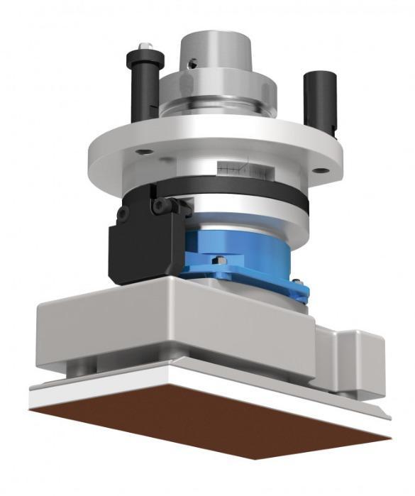 Vibrating sanding unit ZUCCO - CNC unit for machining of wood, composites and aluminium