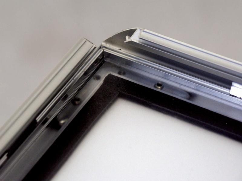 Click Frames - Cadre Click étanche bord 25 mm