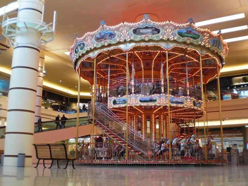 GC 12,50/2P - Venetian Carousel