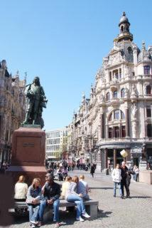 Discovery of Antwerp! - Services