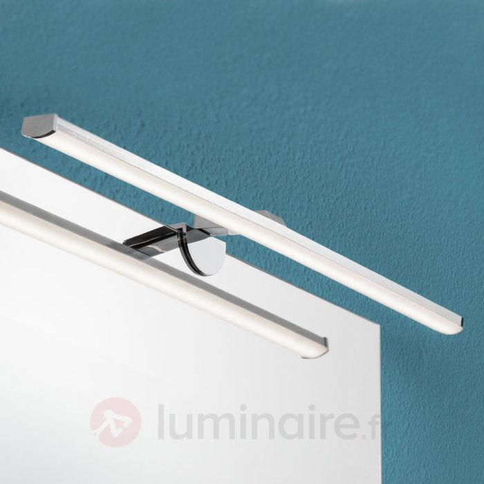 Lampe LED étroite pour miroir Levon - Salle de bains et miroirs