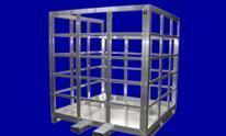 Gitterbox, XXL - Hurtz Aluminiumgitterboxen