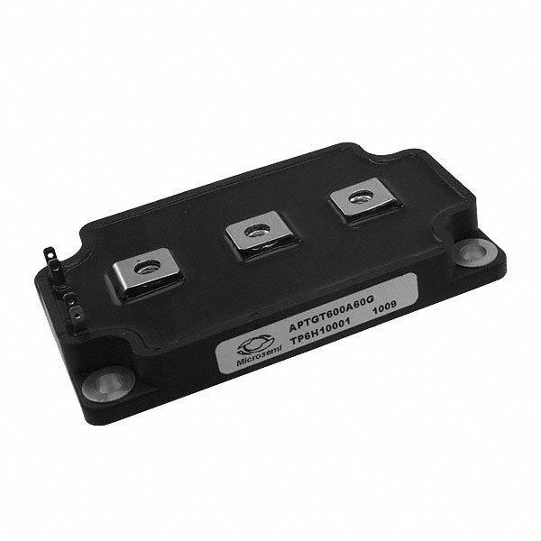 POWER MODULE IGBT 600V 600A SP6 - Microsemi Corporation APTGT600A60G