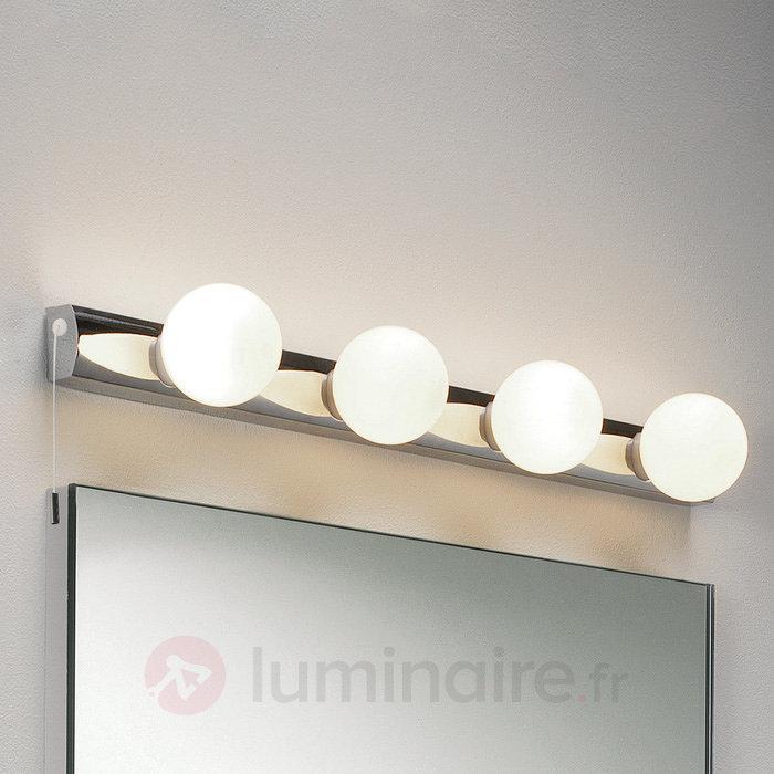 Applique CABARET avec interrupteur à tirette - Salle de bains et miroirs