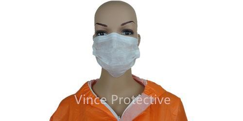 Masque facial 2 plis -