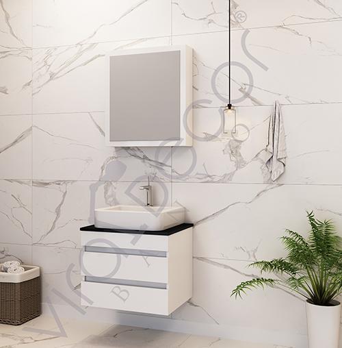 Sude 65cm - wooden bathroom furniture