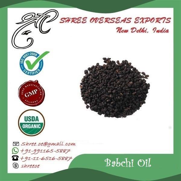 Organic Babchi Oil  - USDA Organic