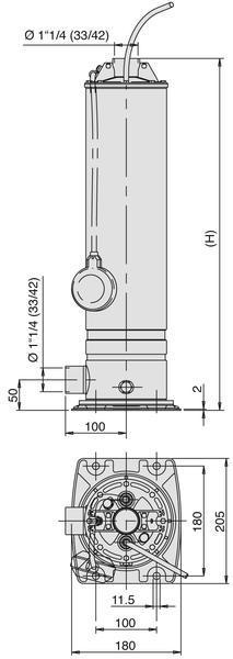 Pompes de surface - MPSU