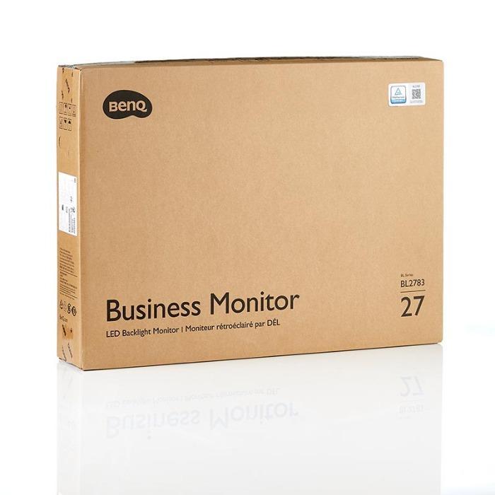 Monitor de BenQ - BenQ Monitor 9H.LJDLB.QBE BL2783