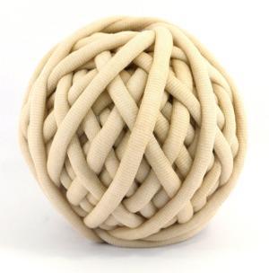 Fios de tricotar - Chunky Caju