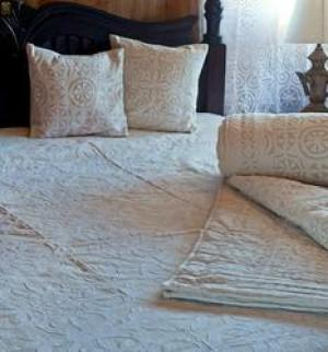 Applique Bed Covers -