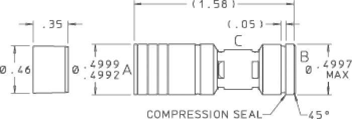 500 Zero Leak Detented Shuttle Valve - null