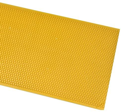 Beehive Plastic comb foundation for beekeeping - Beehive Plastic comb foundation