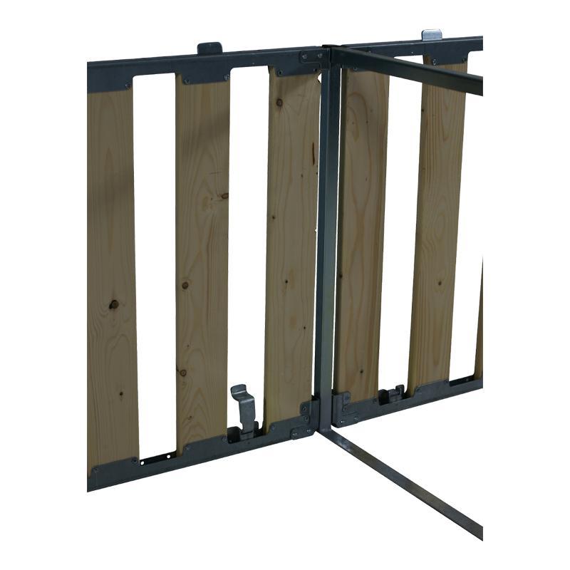 240cm Transport-Box - Für Transport und Lagerung von lange Gegenstánde. 5-hoch Stapelbar