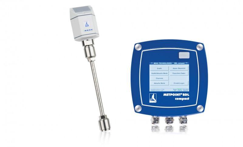 Medición y control - Medición y control del aire comprimido