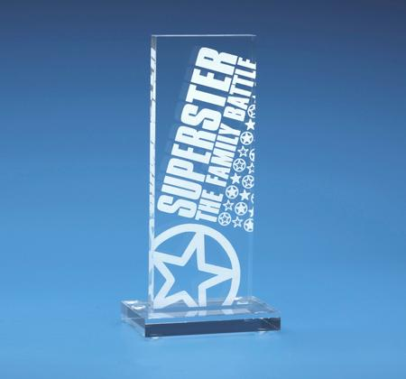 Business Gifts, trofeeën - Type trofee: Award T 1