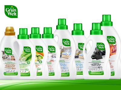 GrunWelt Detergents -