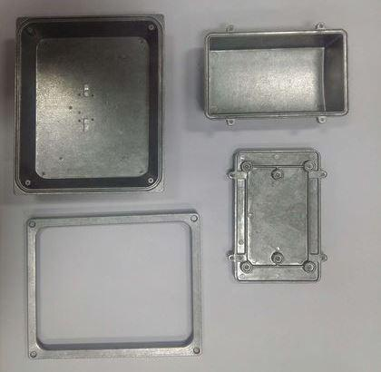 Die Casting service for LED Lighting Companies -