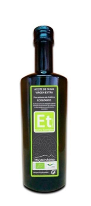 ACEITE DE OLIVA VIRGEN EXTRA ECOLÓGICO - ERETRU - ALEXANDRA