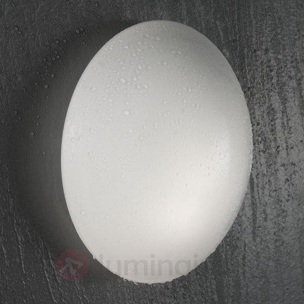Plafonnier ou applique PANDORA IP44 blanc - Salle de bains