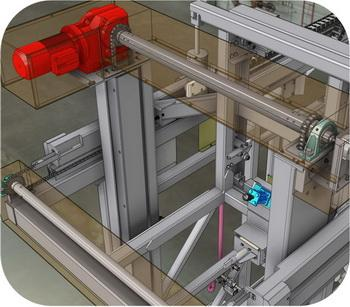 Mixer for chemical company in USA