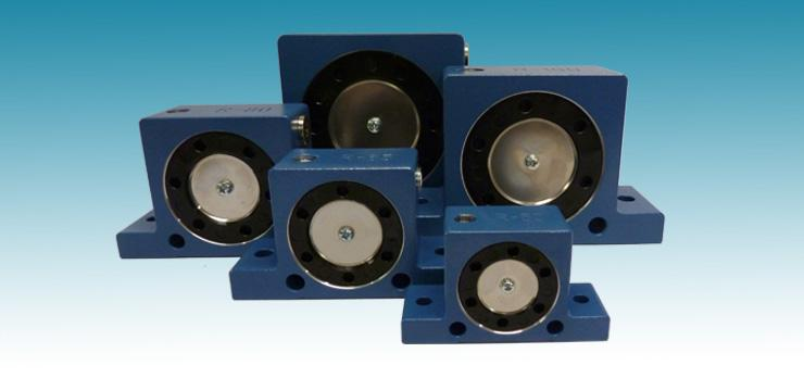 Roller Vibrators R - Simply constructed high-frequency, wide range for many applications