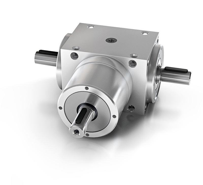 PowerGear Miniature - The miniature spiral bevel gearbox
