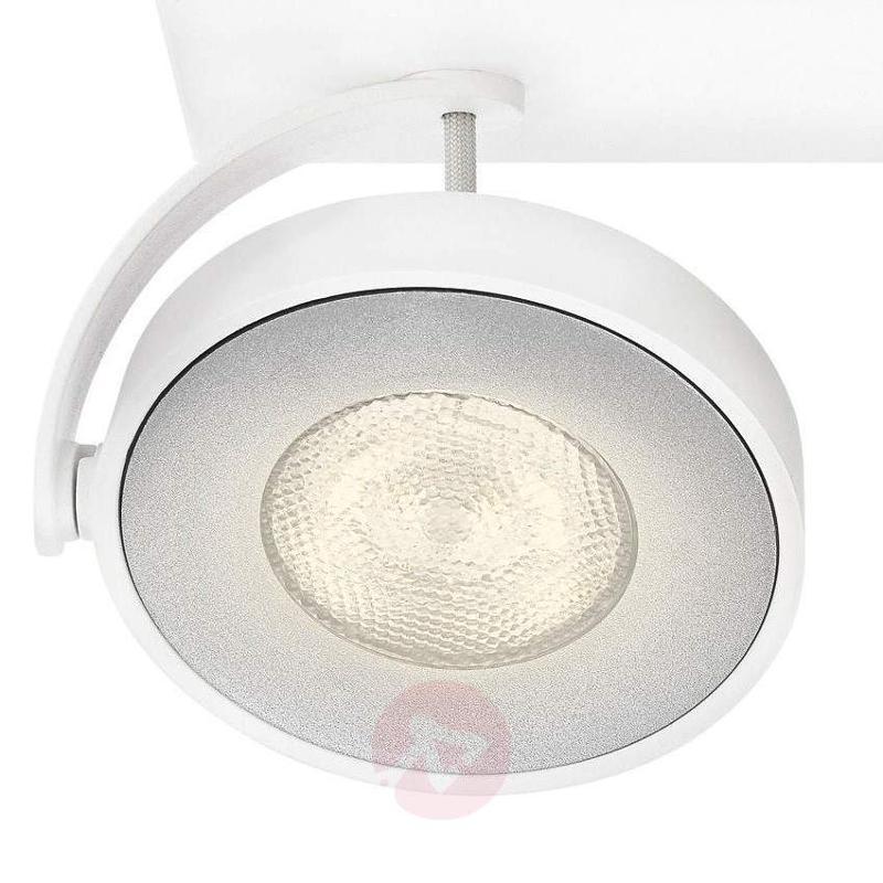 White Clockwork LED ceiling spotlight - Ceiling Lights