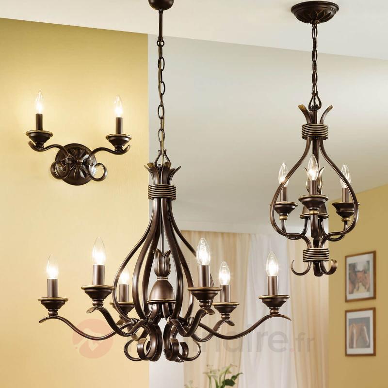 Applique à 2 lampes Buckingham - Appliques classiques, antiques