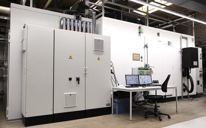 HPT - heat pump test bench -
