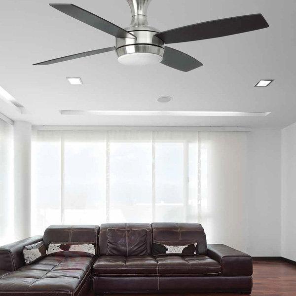 Ventilateur de plafond futuriste Ufo-4 - Ventilateurs de plafond modernes