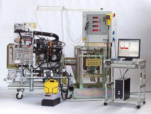 Engine Dynamometers - Engine performance test beds