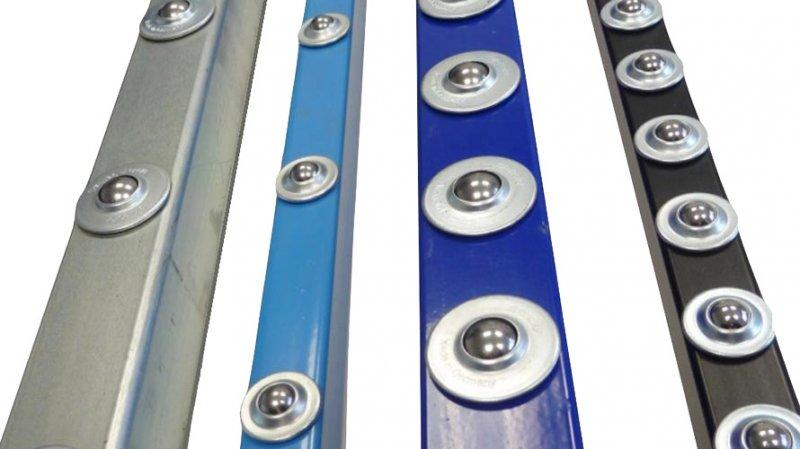 Ball units rails - Ball caster rails transfer units rails adapted to your individual requirements.