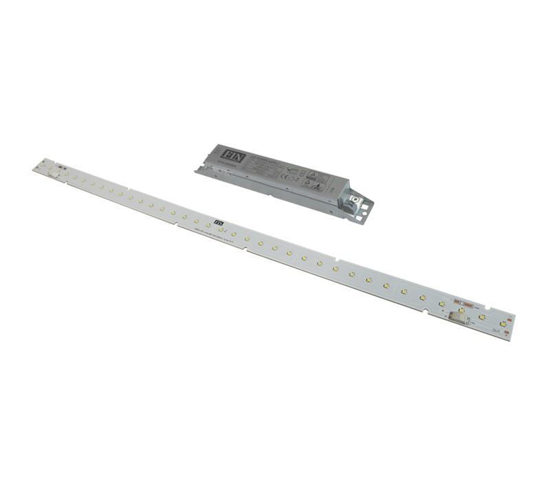 Réglette LED étanche IP65  - 5500lm, 62 W