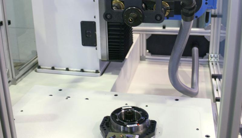 VERTICAL BALANCING MACHINES FOR TOOLS AND TOOL HOLDERS - VERTICAL MANUAL