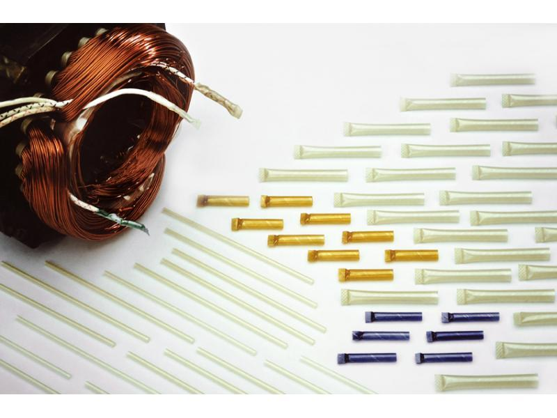 INSULATING TUBES AND CAPS & PERFORMANCE FILMS - THE EXCELLENCE IS INSULATING TUBES AND END CAPS & PERFORMANCE RELEASE LINERS