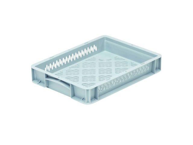 Stacking box: Base 4307 2 OG - Stacking box: Base 4307 2 OG, 400 x 300 x 70 mm