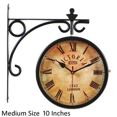 Victoria Decorative Clocks