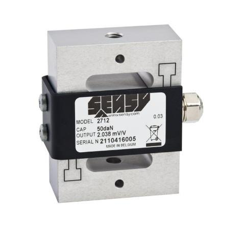 TENSION AND COMPRESSION LOAD CELL - 2712