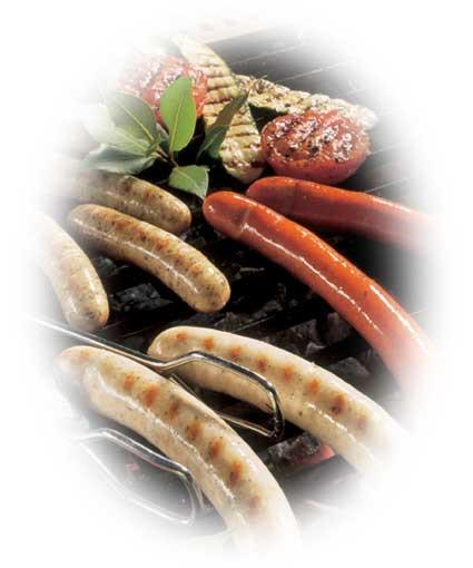 Small Turkey Grill Sausages - Small Turkey Grill Sausages with herbs in halal quality from Germany