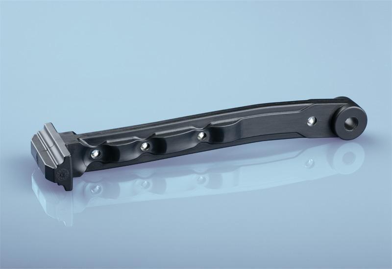 Check link (plastic coated) - Plastic coating