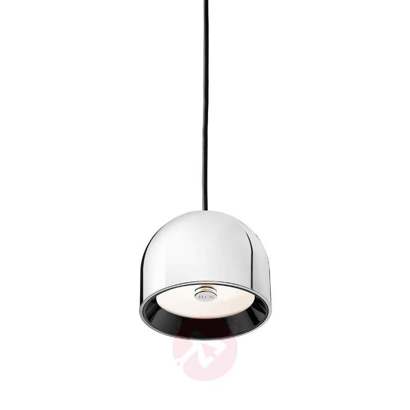 WAN S small hanging light, aluminium - Pendant Lighting