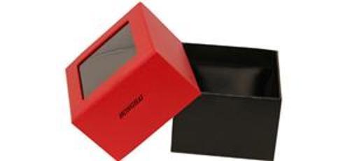 caja de papel personalizado
