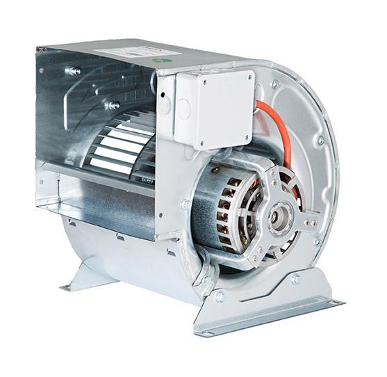 BDD - Kompakter Radialventilator mit hohen Durchflussraten