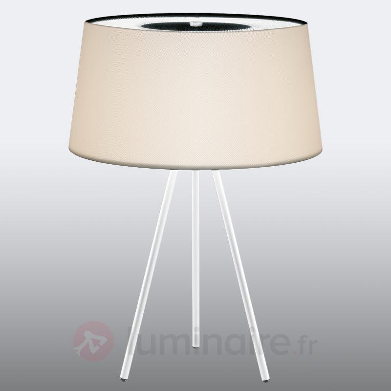 Lampe à poser Tripod - Lampes à poser designs