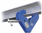Beam Clamp and Trolley - Beam Clamp Type BK