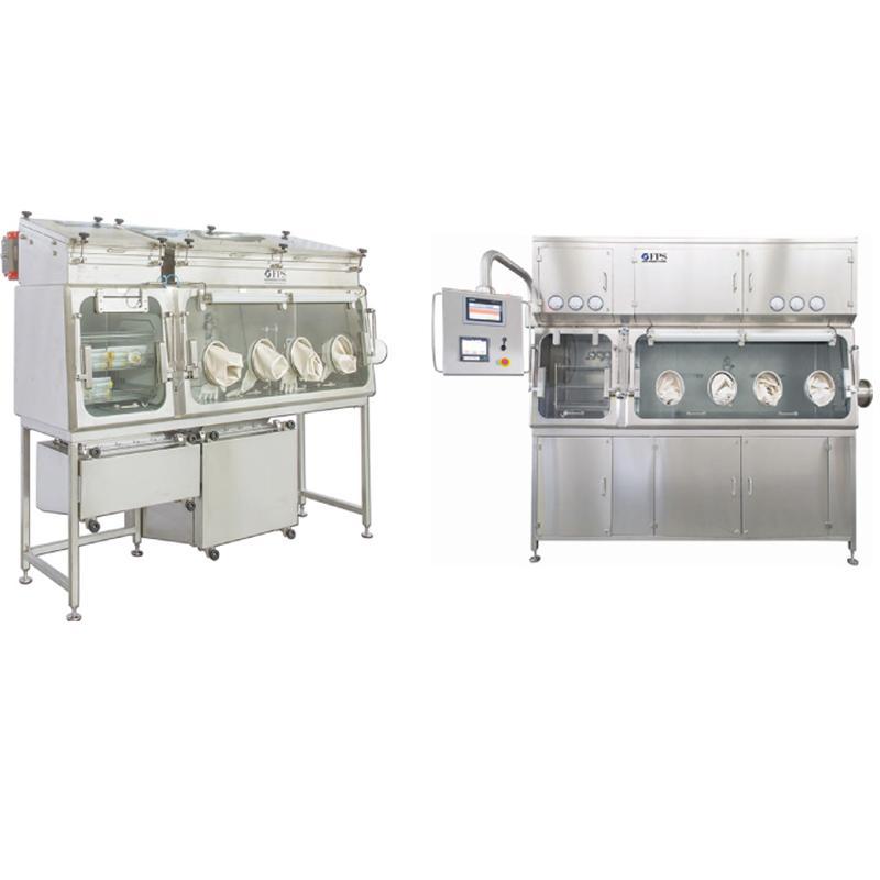 Isolatori per applicazioni sterili e RABS