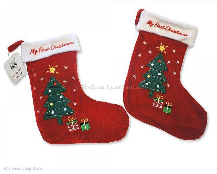 Baby Christmas Stocking - My First Christmas - Gift Sets